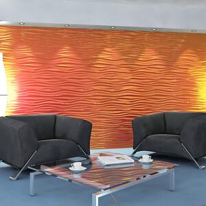 Rev tement mural d coratif int rieur ext rieur - Panneaux muraux decoratifs design ...