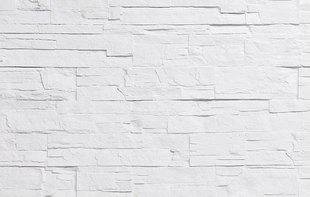 Panneau de rev tement mural d coratif aspect pierre for Panneau fibre de verre salle de bain