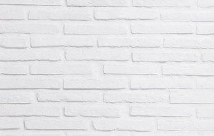 Panneau de rev tement mural d coratif aspect brique - Mur imitation brique blanche ...
