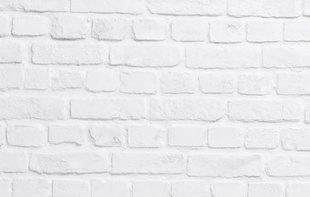 Panneau de rev tement mural d coratif aspect brique - Parement brique blanche ...