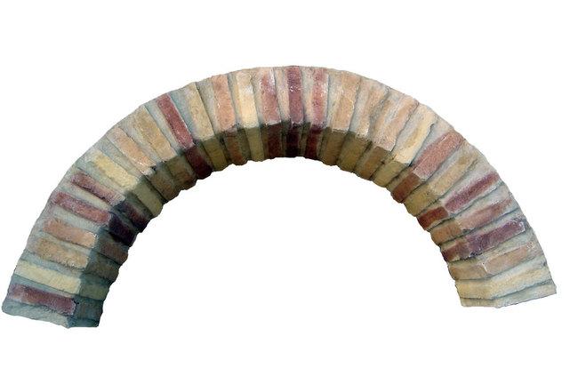 arc en briques type a. Black Bedroom Furniture Sets. Home Design Ideas