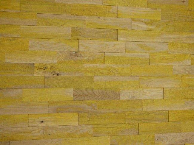 plaquette de parement bois affordable wodewa revtement mural bois d chne nature m lambris bois. Black Bedroom Furniture Sets. Home Design Ideas